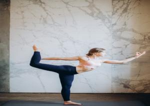 Natrajasana Yoga