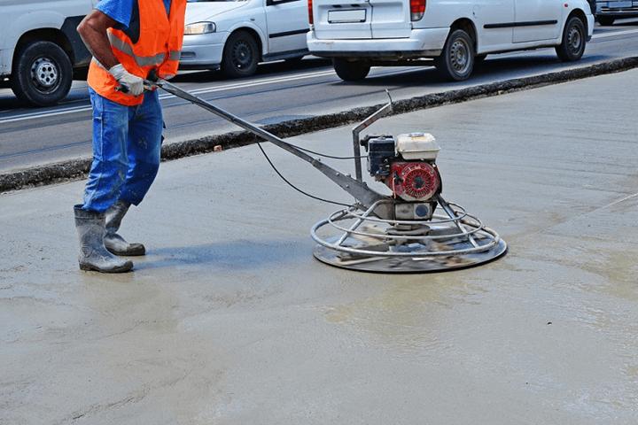 concrete trowels